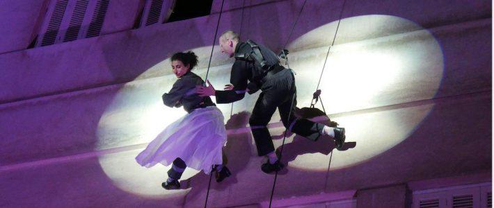 Theaterworkshop mit Straßentheater Grotest Maru